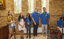 Youth Mass - Commissioning of Youth Ministry Equipping School, St Christopher's Cathedral Canberra, 3 March 2019