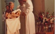 Mum at Ordination