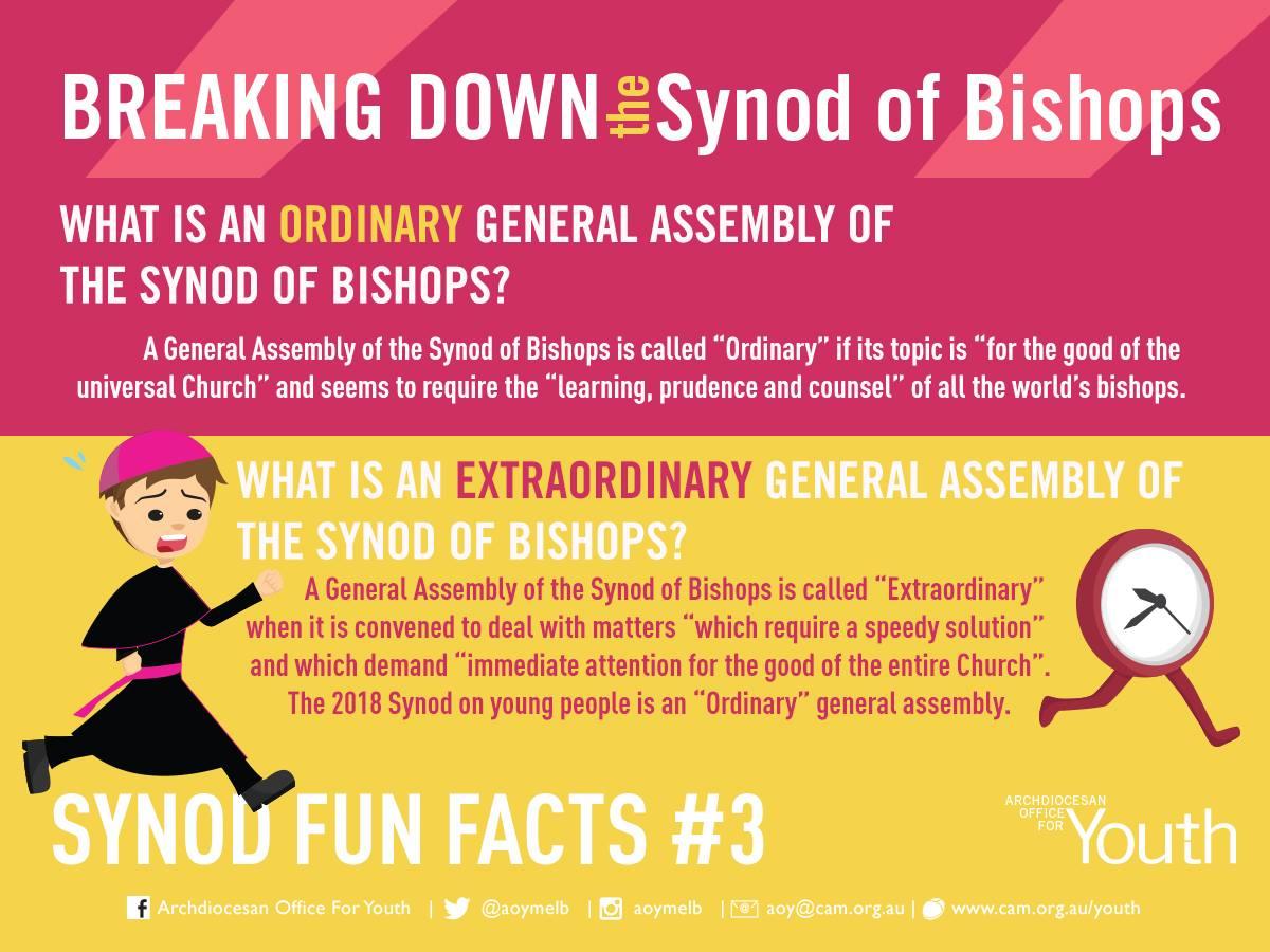 Synod Fun Fact 3