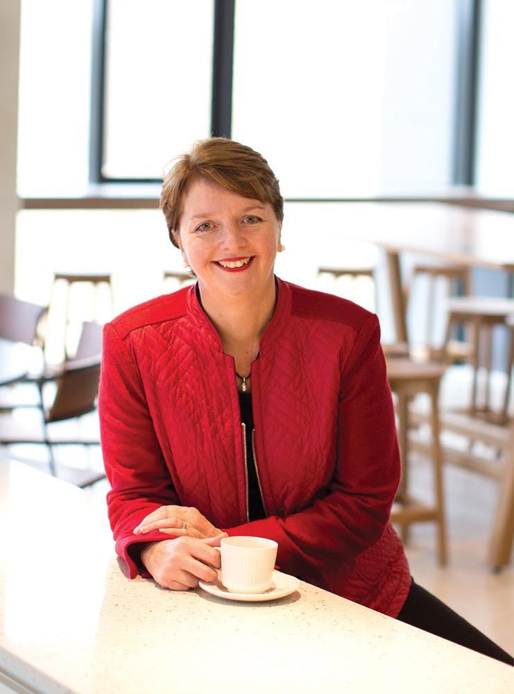 Camilla Rowland, Marymead CEO
