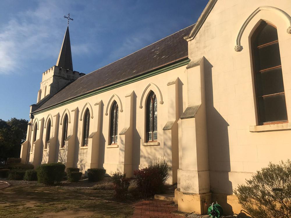 Lovat Chapel, Yass. Photo: Chris Gordon