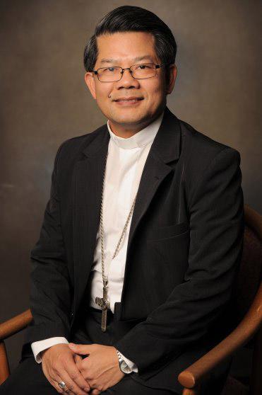 Bishop of Parramatta, Vincent Long