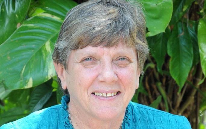 Sr Monica Cavanagh