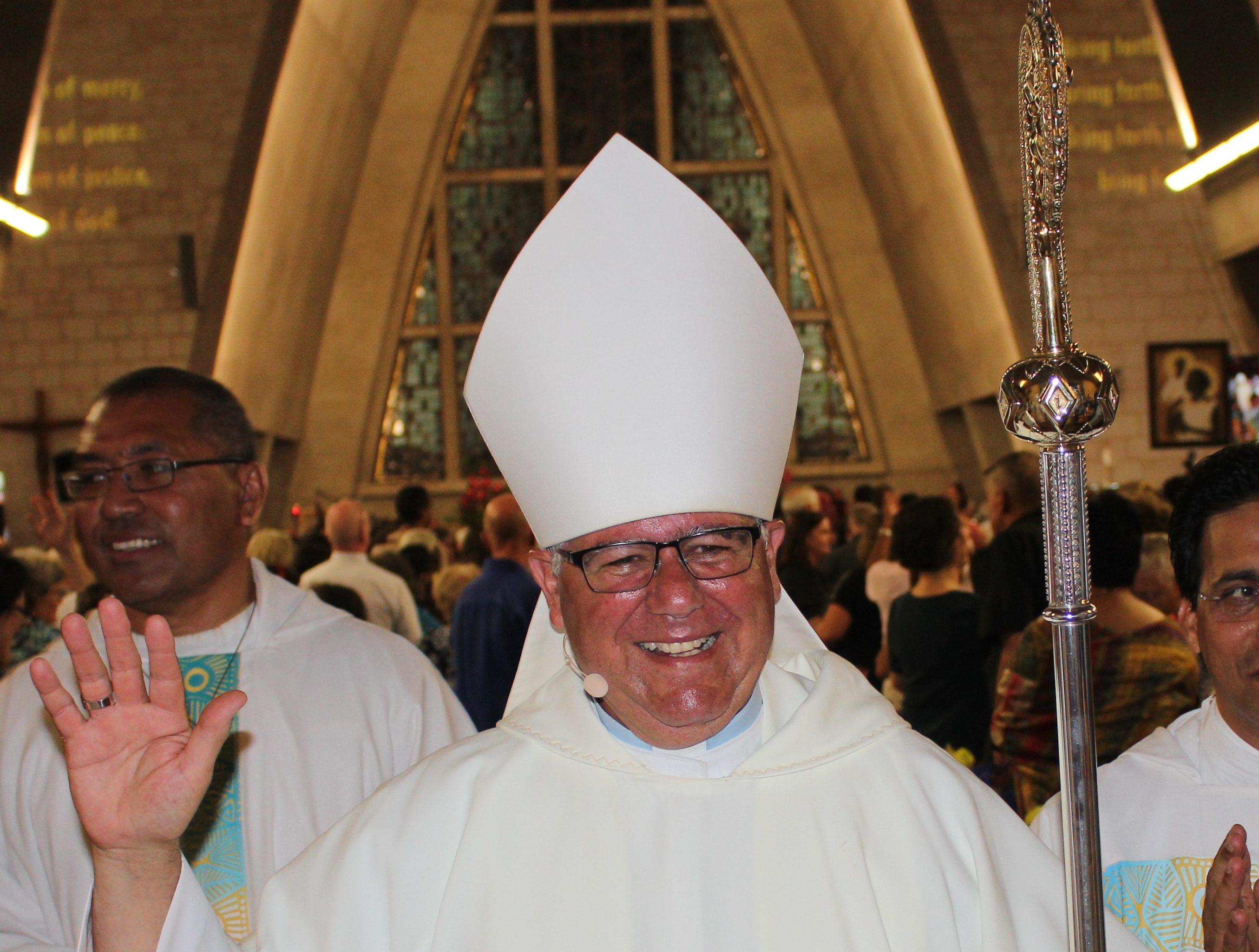 Bishop Gauci