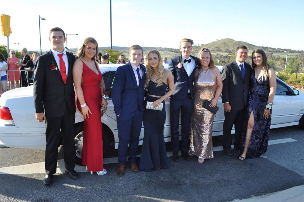 The glitz, the glamour… the graduation formals
